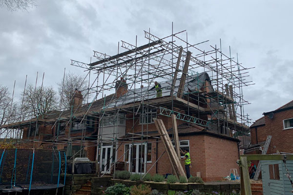 Great Barr Domestic Scaffolding