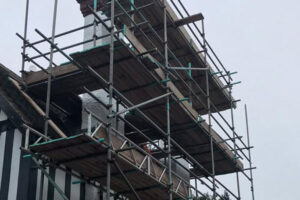 Domestic Scaffolding in Birmingham