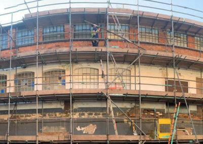 Commercial Scaffolding in Birmingham