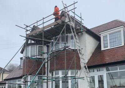 Domestic Scaffolding in Birmingham