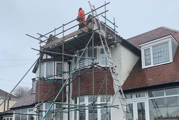 Erdington Domestic Scaffolding